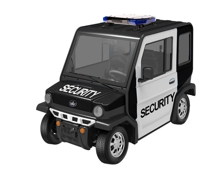 Security Vehicle Golf Cart San Diego